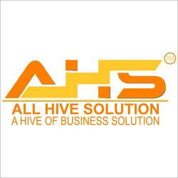 ALL HIVE SOLUTION logo